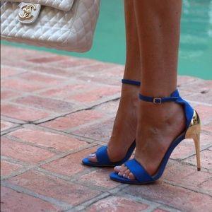 ZARA Basic Combination Heels